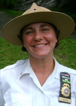 Sarah Aucoin, Director of Urban Park Rangers