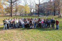 Volunteers Last Weekend at Crotona Park;