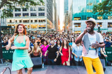 Free Summer Concerts : NYC Parks