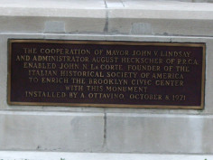 Christopher Columbus Tablet