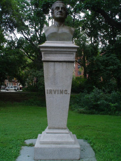 Washington Irving Memorial