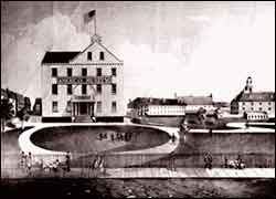 Photo of City Hall Park, 1825