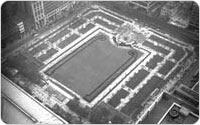 Bird?s Eye View of Bryant Park, Dedication Day, September 14, 1934, New York City Parks Photo Archive