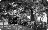 Lincoln Terrace Park, July 10, 1940, New York City Parks Photo Archive
