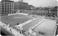 James J. Walker Park, July 1940, New York City Parks Photo Archive