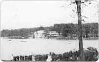 Image of Picture of Silver Lake Park in its early days
