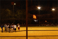 image of Field Lighting, Harlem River Park