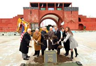McCarren Pool Groundbreaking
