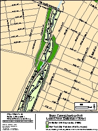 Bronx Forest and Shoelace Park Entitation Unit Map 2