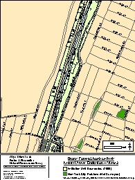 Bronx Forest and Shoelace Park Entitation Unit Map 3