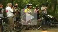 Watch an It's My Park segment about urban mountain biking.