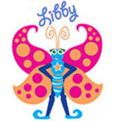 Mascot Finalist: Libby the Butterfly