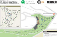Highbridge trail map PDF