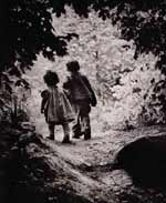 "Photo by W. Eugene Smith - ""The Walk to Paradise Garden"" - Copyright by the heirs of W. Eugene Smith"