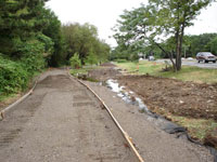 Hutchinson Greenway Construction