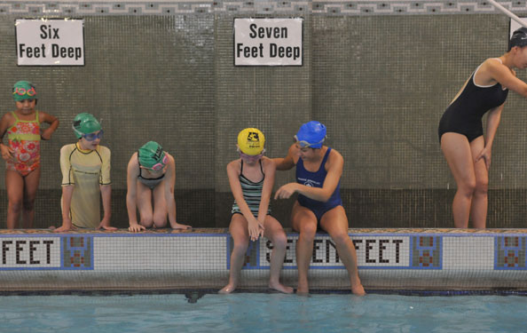 Nyc swim lessons for adults