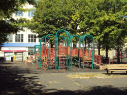 Martin Luther Playground