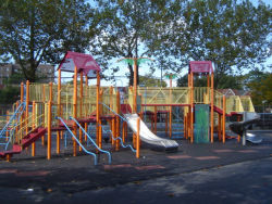 Harry Maze Playground
