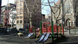 Captain Jacob Joseph Playground