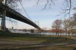 Astoria Park in Winter
