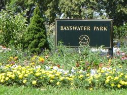 Welcome to Bayswater Park