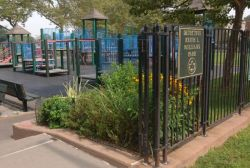 Playground at Detective Keith Williams Park