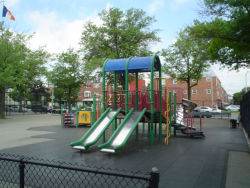 Tall Oak Playground