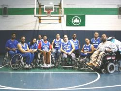 Eastern Wheelchair Basketball Conference Games I