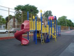 Captain John R. Fischer Firefighter Michael C. Fiore Playground
