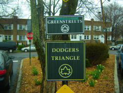 Dodgers Triangle