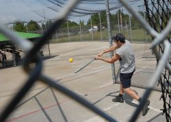 Sports Park batting cages