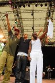 SummerStage: Chico DeBarge, Ginuwine, and Joe
