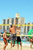 Citywide Beach Volleyball Tournament: Men's Finals