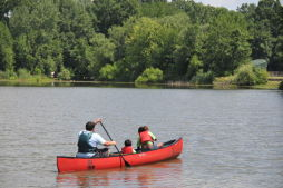 Willowbrook Park Canoeing