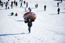 2013 Snow Day at Crotona Park
