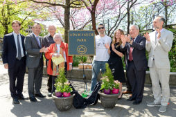 Playground Renamed in Honor of Adam Yauch