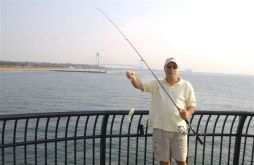 Midland Beach Fishing Pier Ribbon Cutting