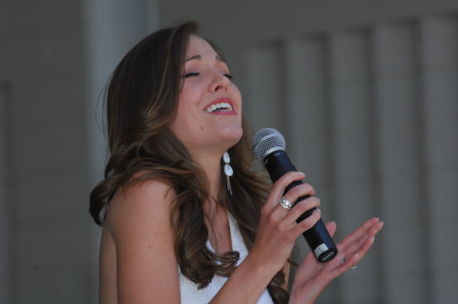 Laura Osnes Anything Goes Laura Osnes of Anythin...