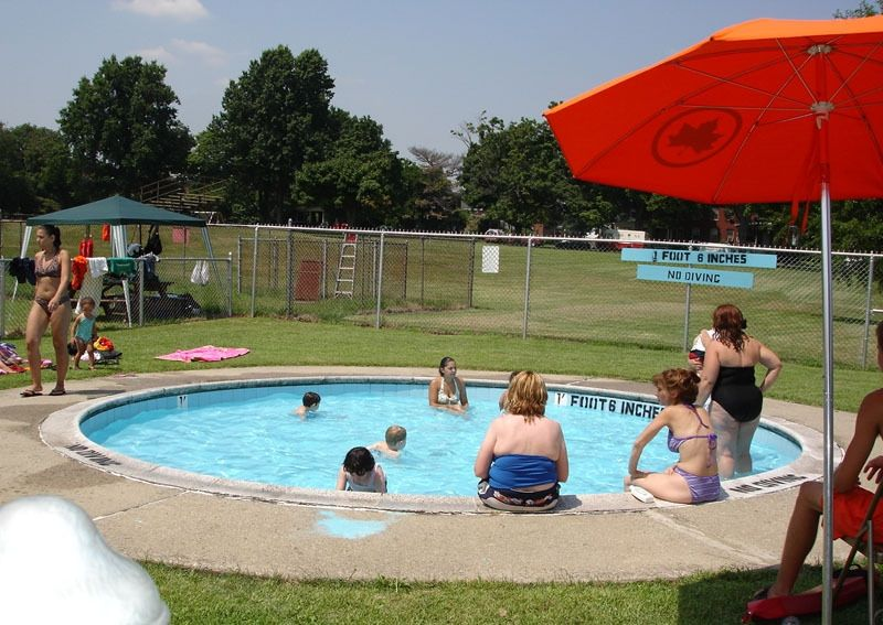 Fort totten park nyc parks for City of fort worth public swimming pools