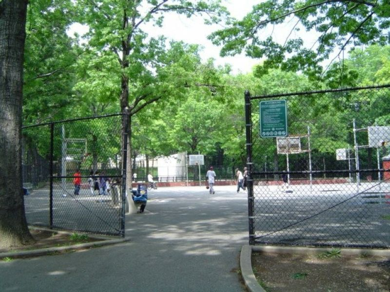 Claremont Park Highlights Nyc Parks