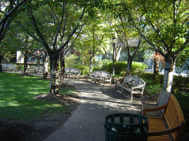 Battery Park City Nyc Parks