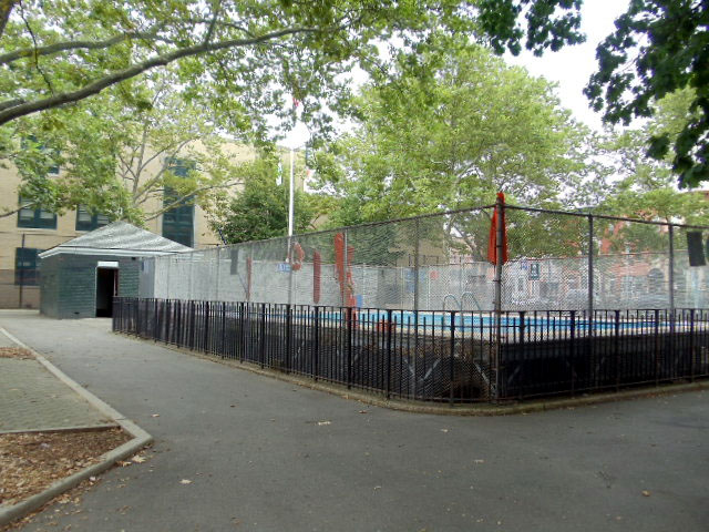 Jesse Owens Park Swimming Pool Hours