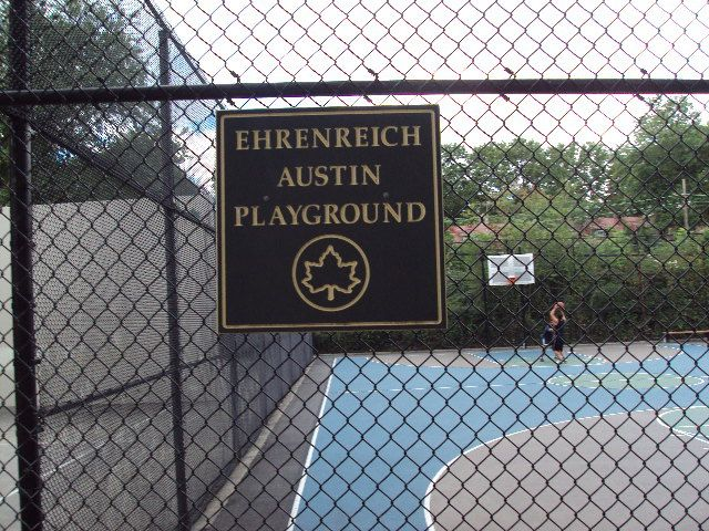 Ehrenreich-Austin Playground Highlights : NYC Parks