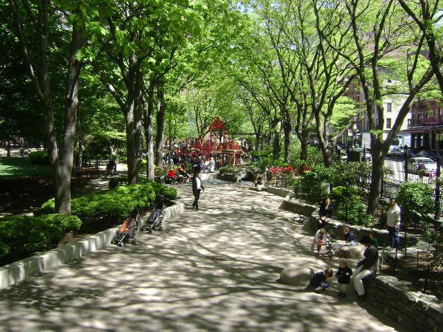 Dog Parks In Chelsea Nyc