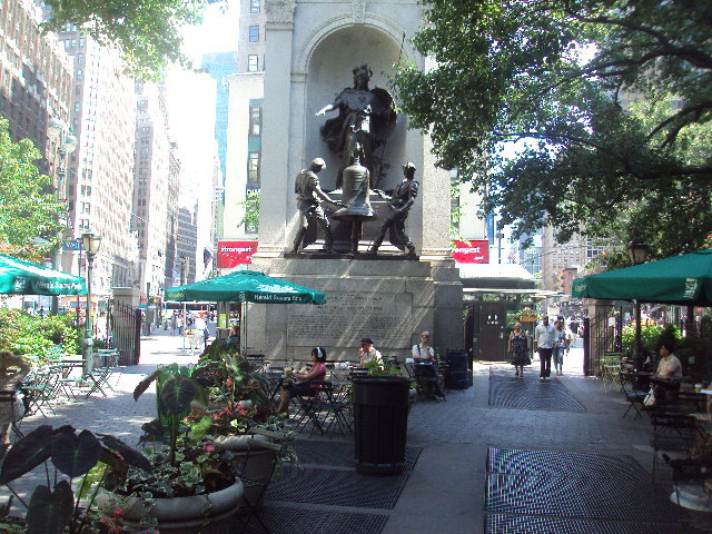 Herald Square Nyc Parks