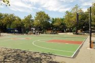 Baisley Pond Park Basketball Court