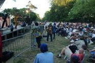 The Zap Band Entertains Fort Greene Park