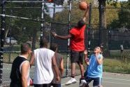 Hoops in the Park