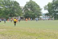 Soccer in Red Hook Park
