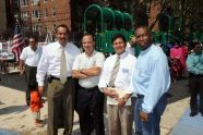 Four Bronx Ribbon Cuttings in One Day